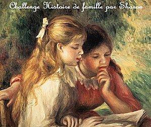 Challenge Histoire de famille