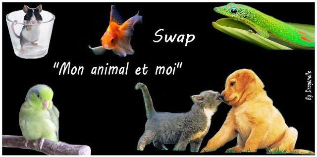 Swap mon animal et moi (1/6)