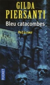 bleu catacombe
