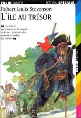 L'île au trésor de Robert-Louis Stevenson (1/4)