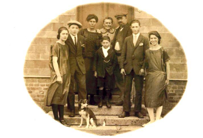 Famille Etancelin