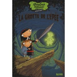 Araminta-Spookie-Tome-2---La-Grotte-De-L-epee-Livre-897171276_ML