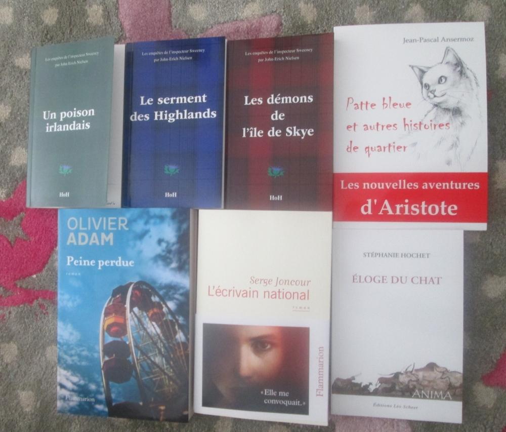 Salon du livre du Mans (1/3)