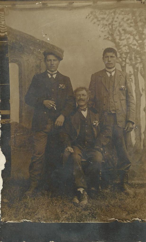 Joseph Prévost et ses fils