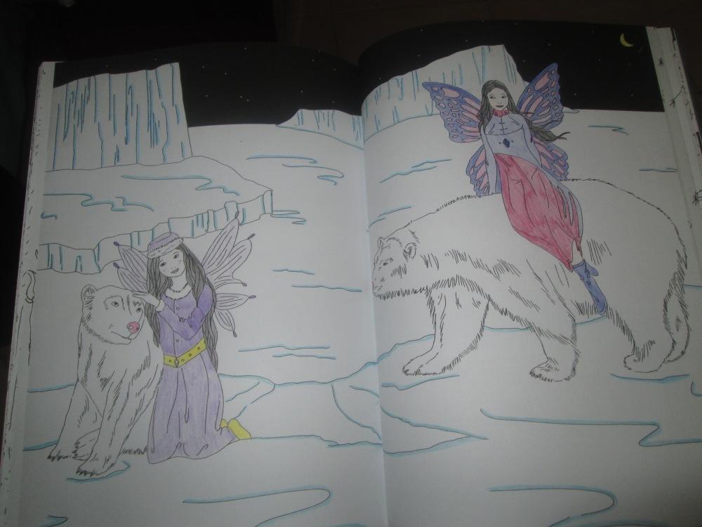 Art-thérapie - contes de fée (2/6)