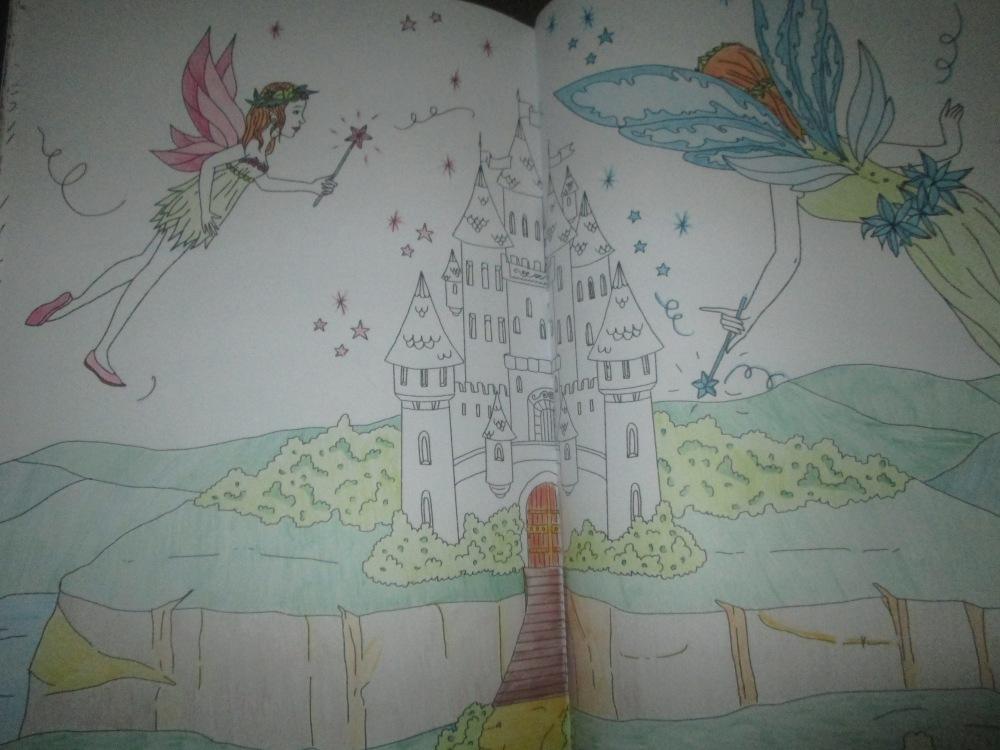Art-thérapie - contes de fée (5/6)